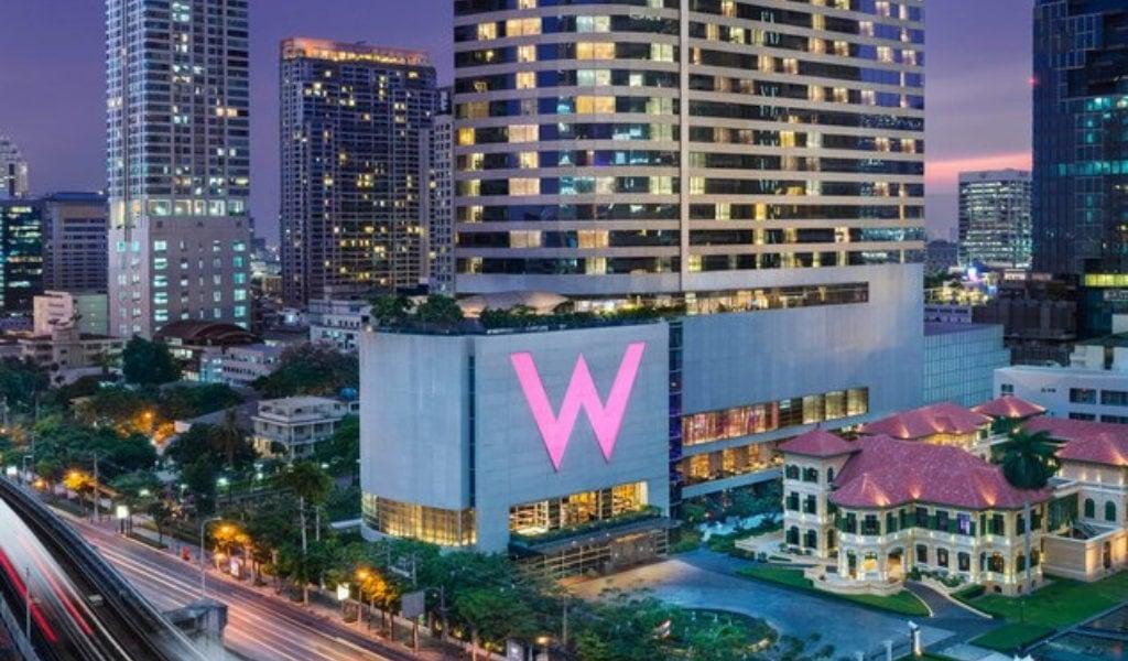 marriott bonvoy promotion w hotel bangkok