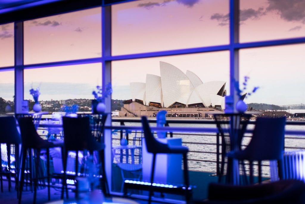 The American Express Vivid Sydney Lounge