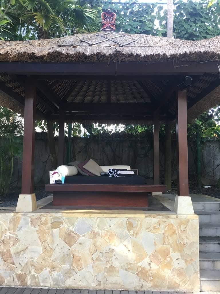 The Stones Legian Bali cabana