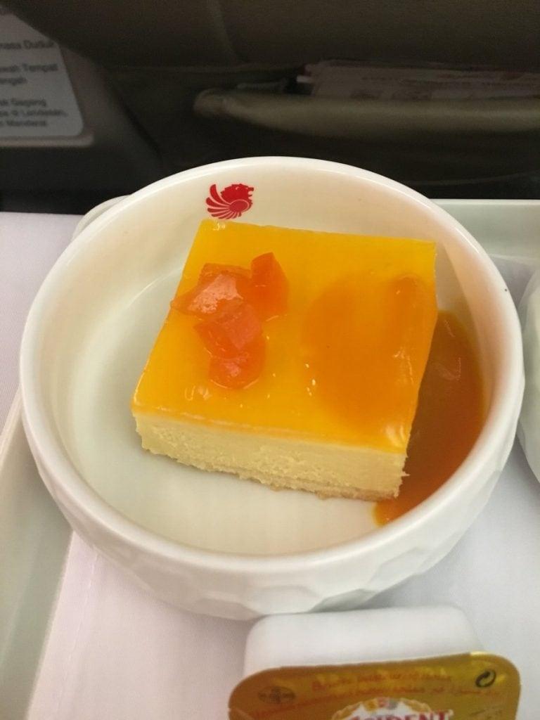 malindo air bali adelaide dessert