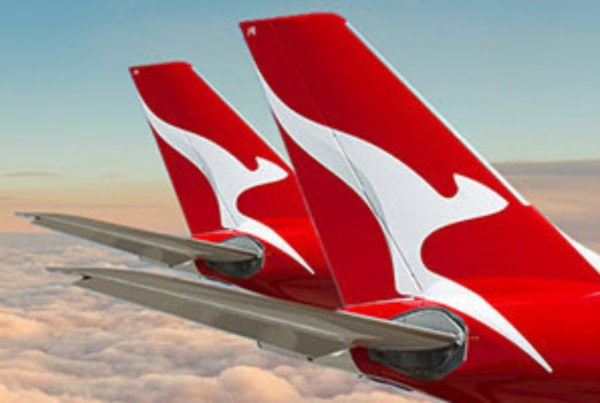 qantas double points
