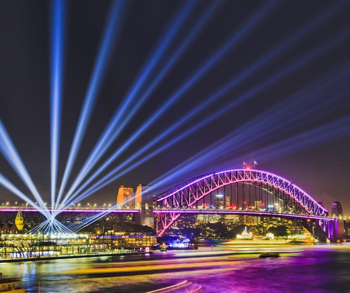 American Express lights up Vivid Sydney with exclusive offers and perks