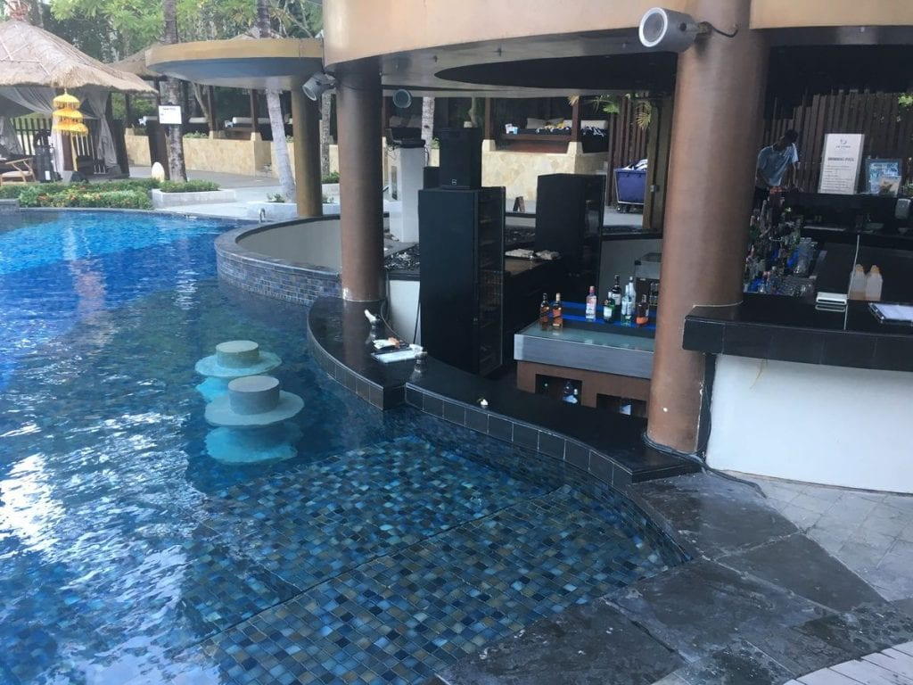 The Stones Legian Bali pool bar optimised
