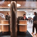 Qantas is giving away free passes to the Qantas International Business Lounge