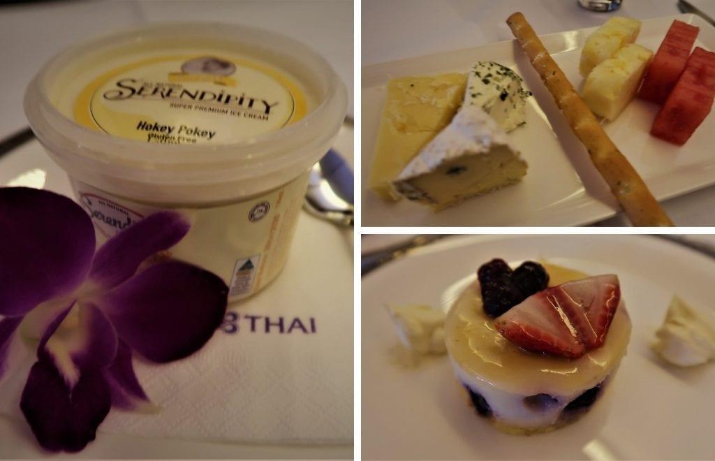 Thai First Class dessert
