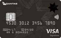 NAB Qantas Rewards Signature Credit Card