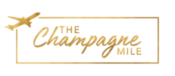 The Champagne Mile logo
