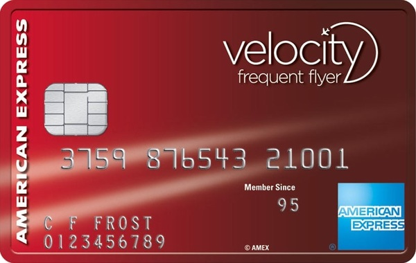 Velocity Escape American Express Credit Card