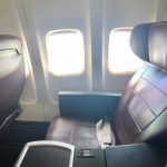 qantas business class 737 domestic