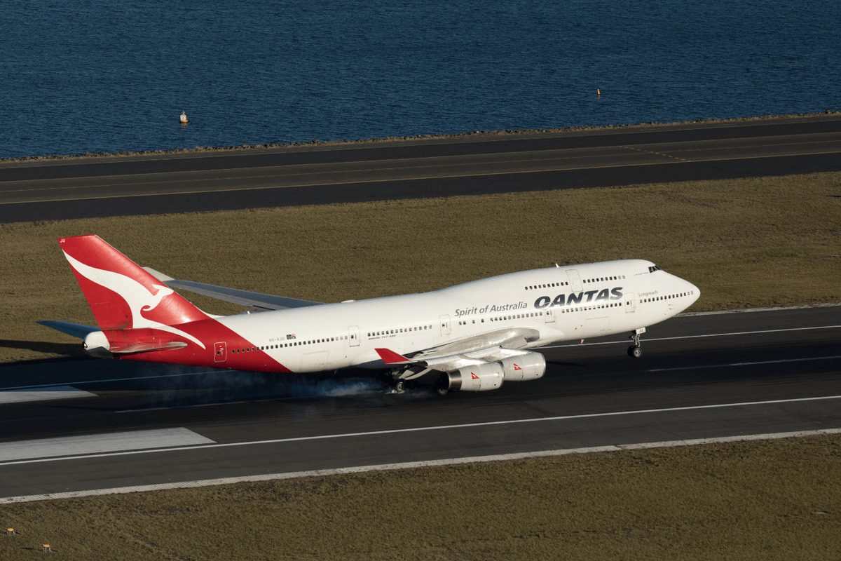 Qantas Schedules Domestic Boeing 747 Flights for later this year