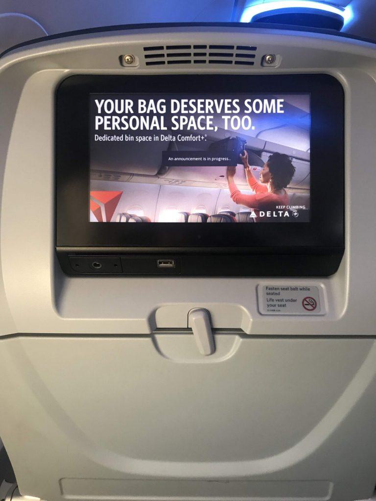 delta skymiles entertainment system
