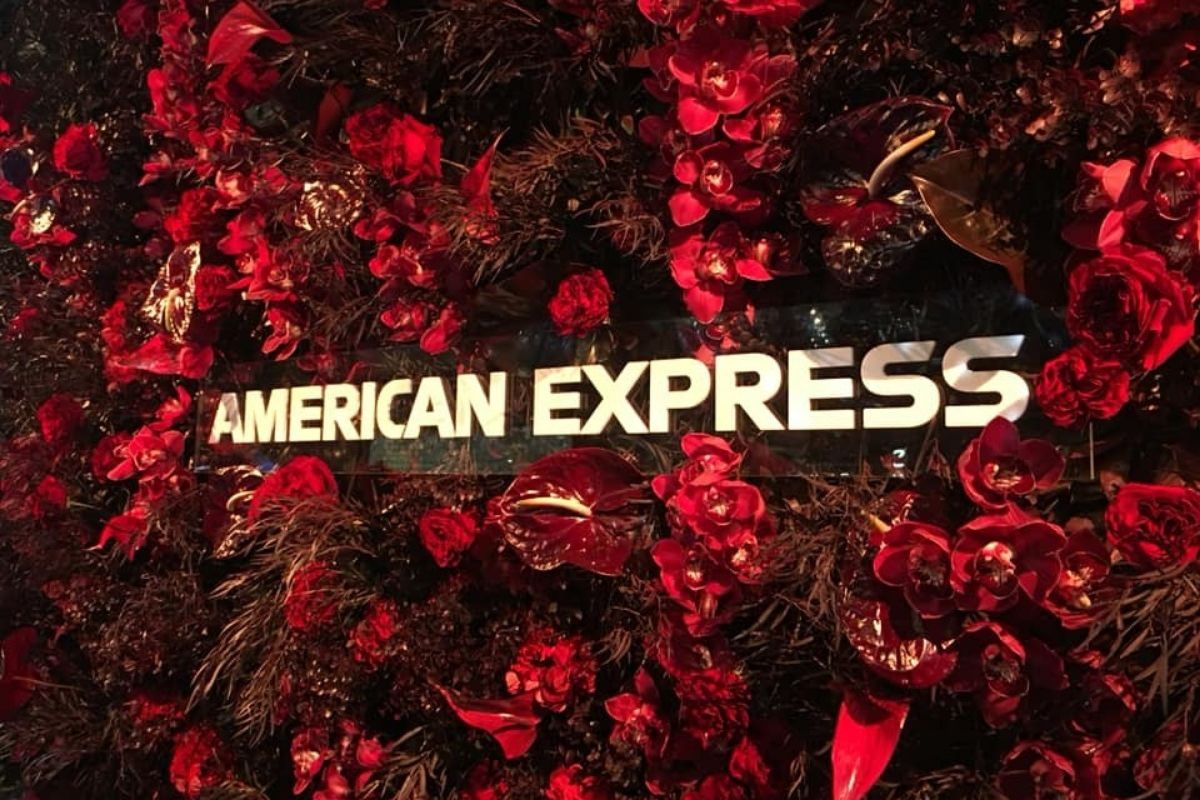 American Express Lounge at VAEFNO