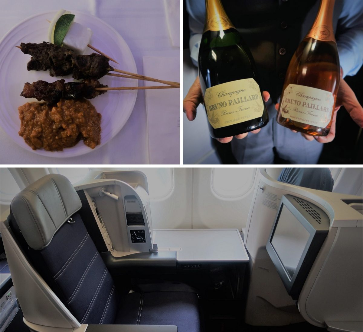 malaysia airlines business class review