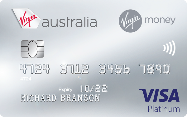 Virgin Australia Velocity Flyer credit card