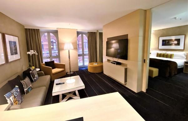 Intercontinental Melbourne The Rialto fitzroy suite