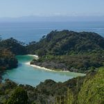 abel tasman national park wild west coast south island new zealand
