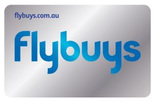 coles flybuys points card