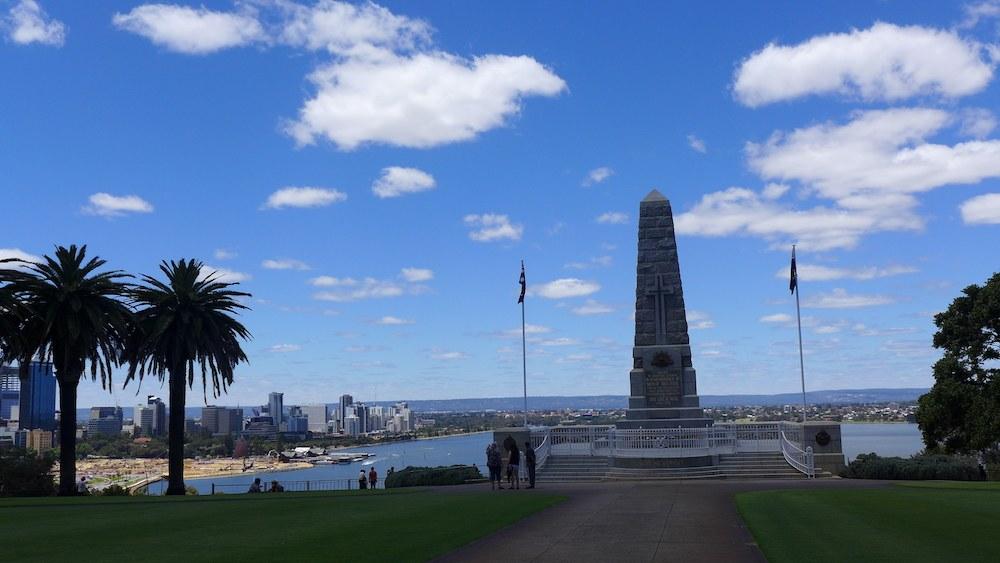 kings park cenotaph