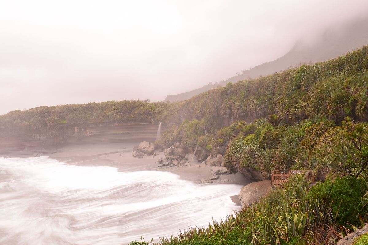 truman track wild west coast south island new zealand
