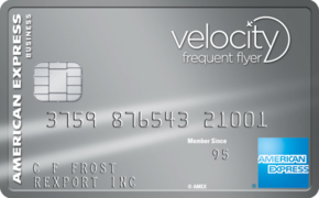 American Express Velocity Business Card
