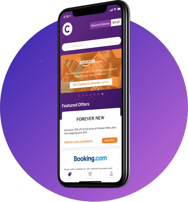 cashrewards phone app