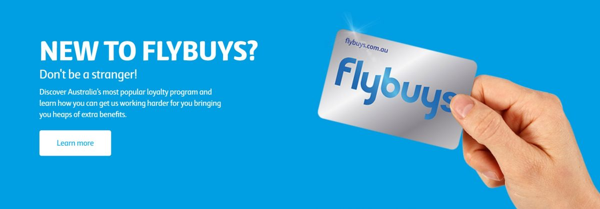 coles flybuys points new customer