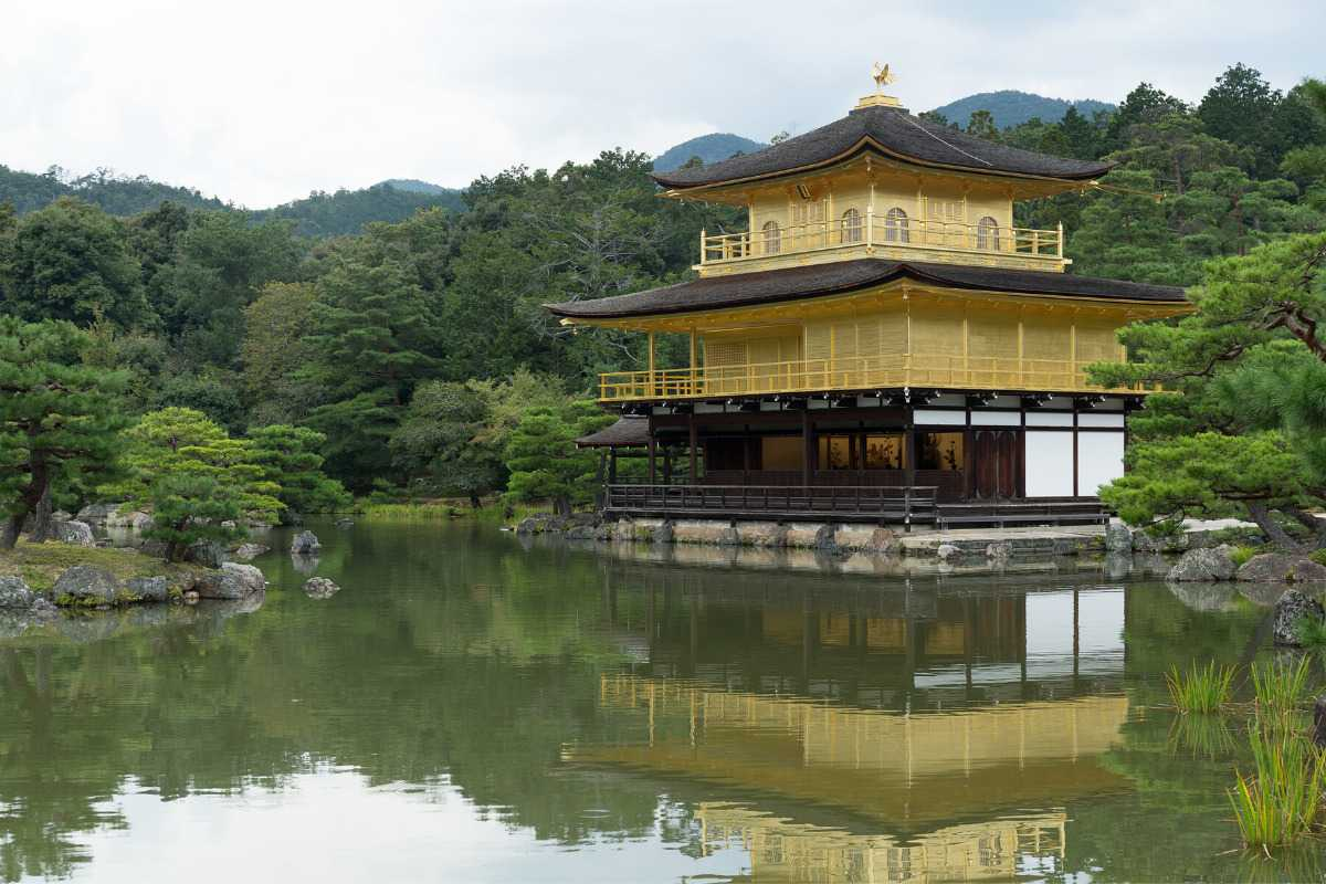 Kinkakuji Temple of the Golden Pavilion