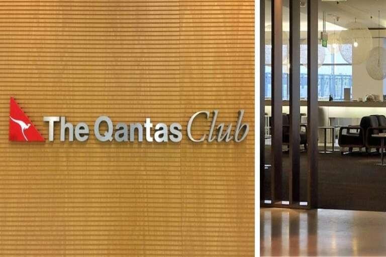 qantas club