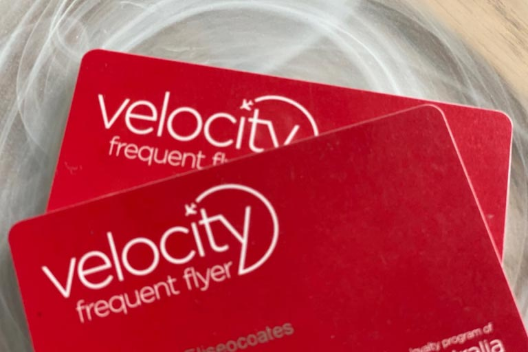 velocity card image