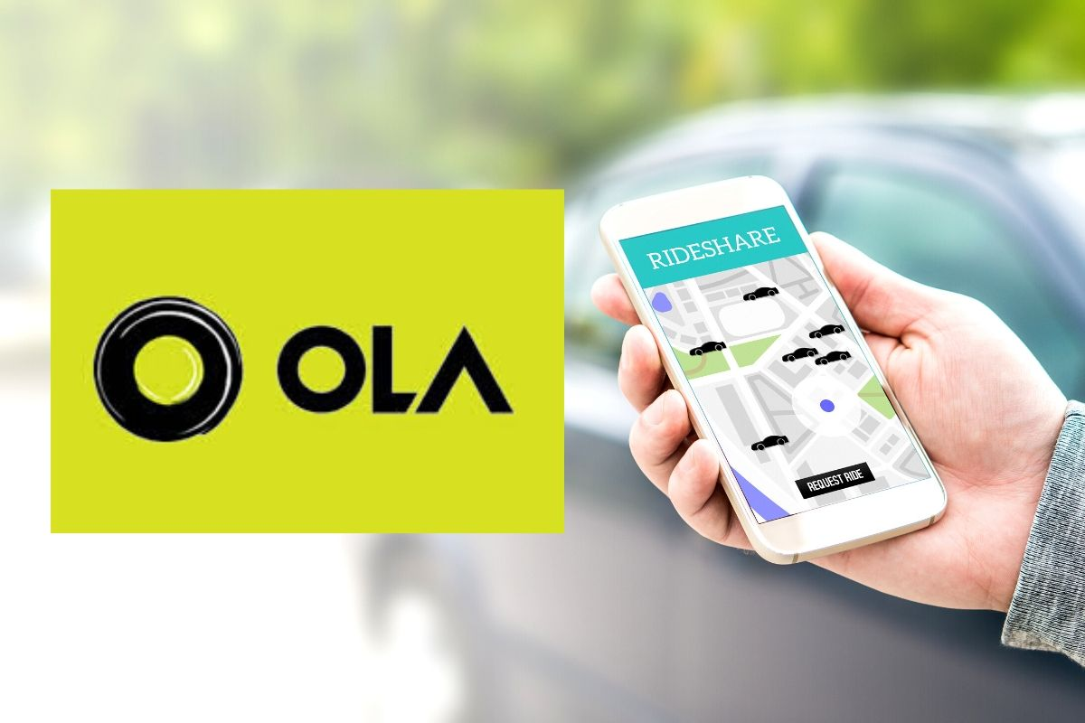 ola referral code image