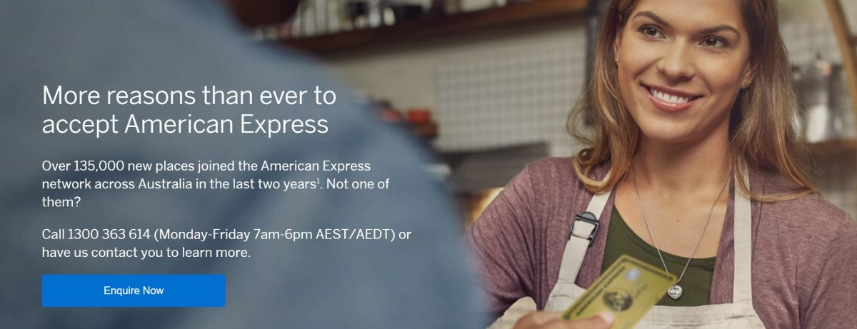 More reasons than ever to accept American Express