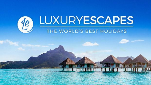 luxury escapes - world's best holidays