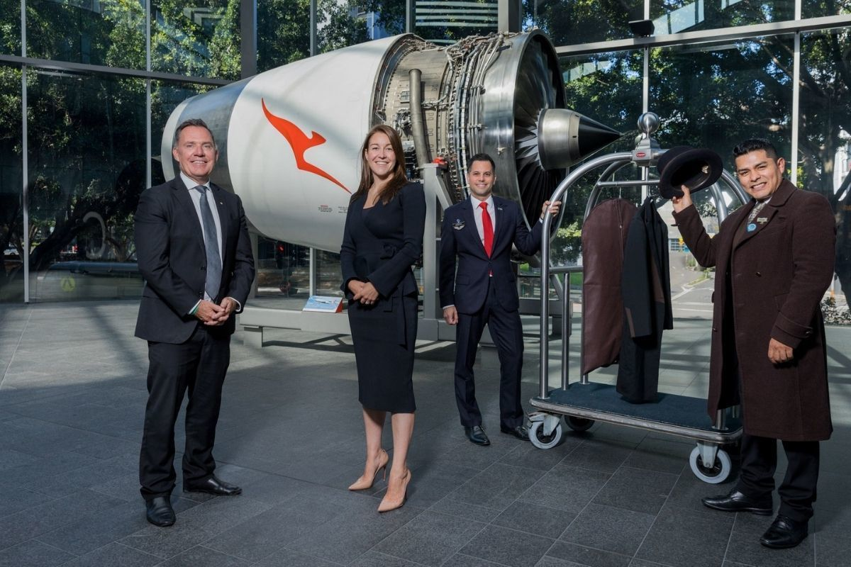 accor and qantas photo