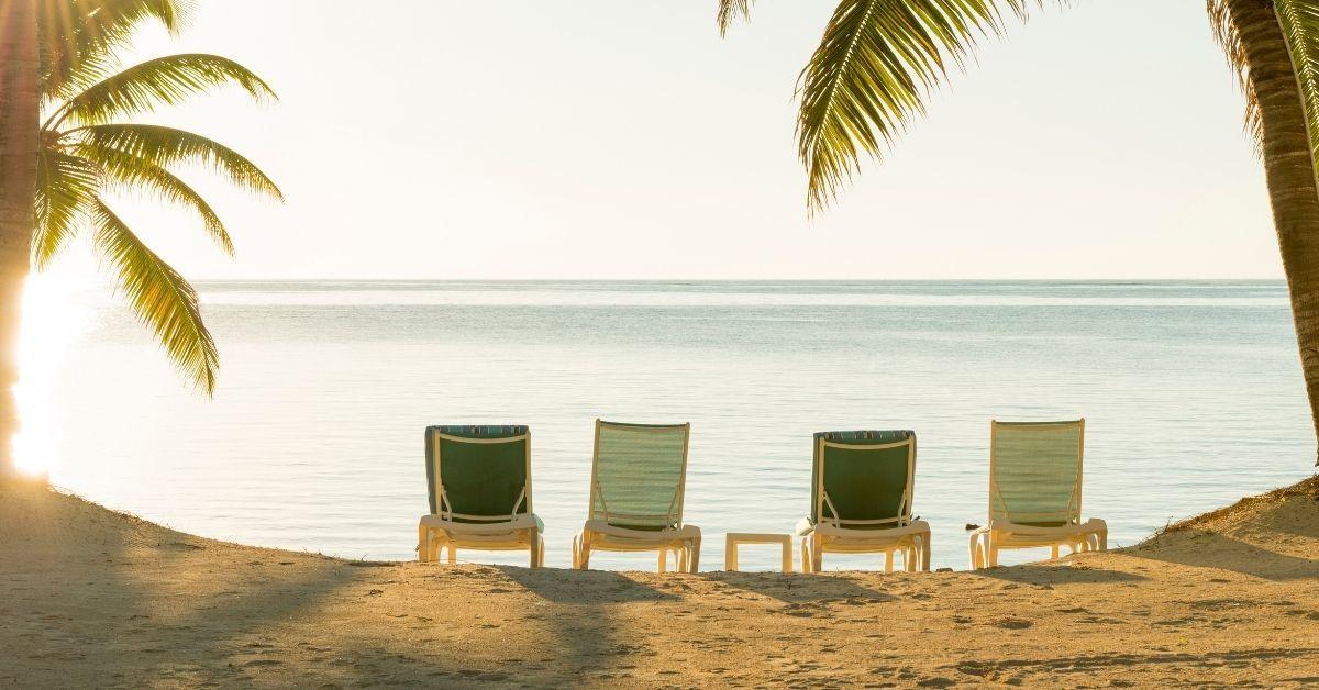 luxury escape beach