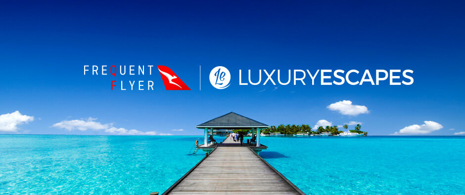 luxury escapes lets you join Qantas frequent flyer for free