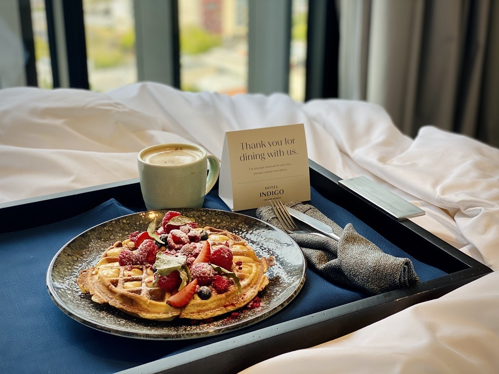 Hotel Indigo Central Markets Adelaide room service