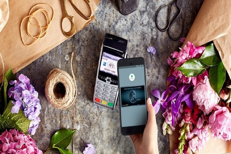 amex explorer shop small pay by phone