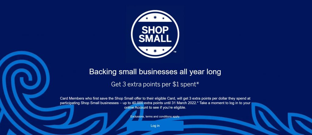 shop small banner 2021