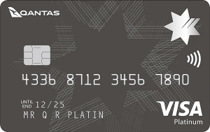NAB qantas rewards premium card