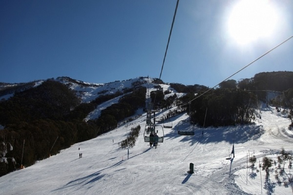qantas ski routes