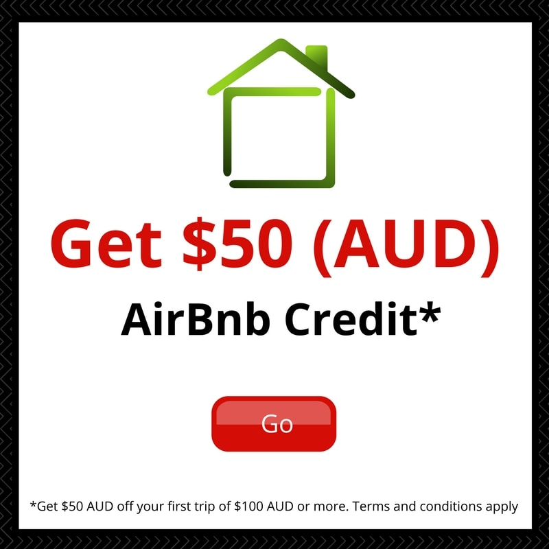 Airbnb $50 credit