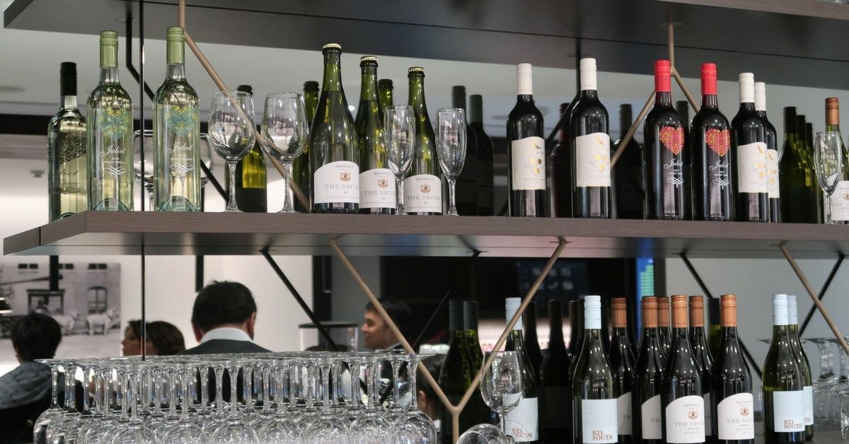 AMEX melbourne lounge bar open 2