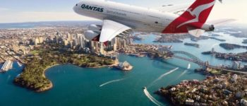 30% off selected Qantas flight rewards – 5 days only!