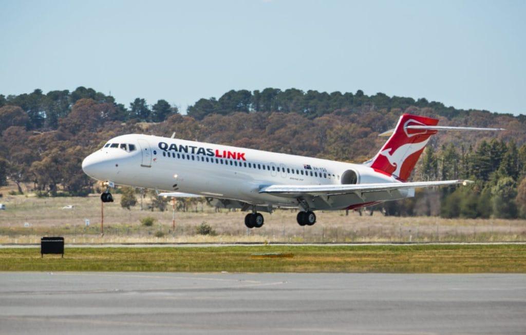 qantas status run