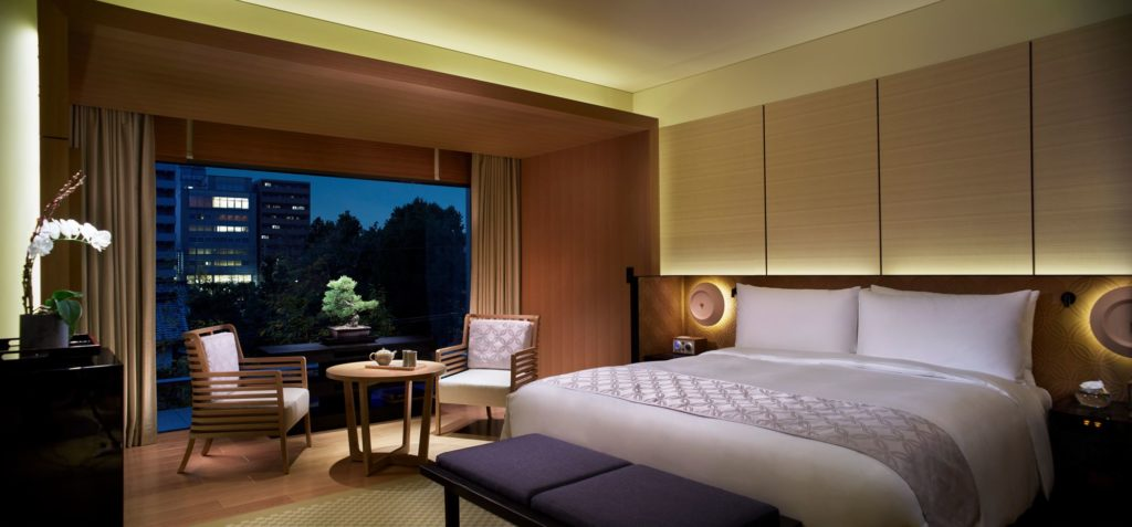 ritz carlton kyoto with elite hotel status