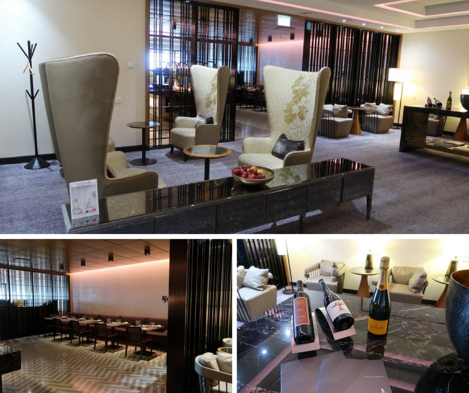 New Singapore Airlines A380 Suite - First Class Lounge Sydney Airport