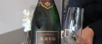 Krug and caviar: New Singapore Airlines First Class Suite