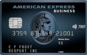 American Express Business Explorer credit card