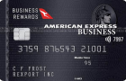 American Express Qantas Business Rewards Credit Card