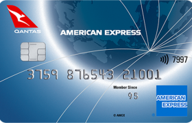 qantas discovery american express